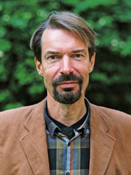 Bild på Ulf Giege. lärare i förhandlingsteknik och förhandlingens psykologi.