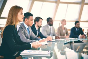 Kurs i förhandlingsteknik - deltagare