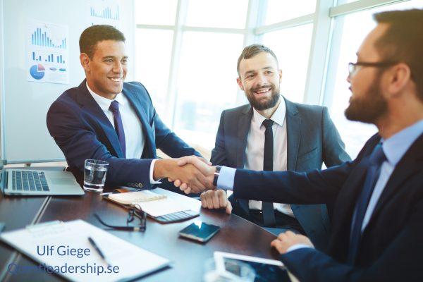 Kurs i förhandlingsteknik
