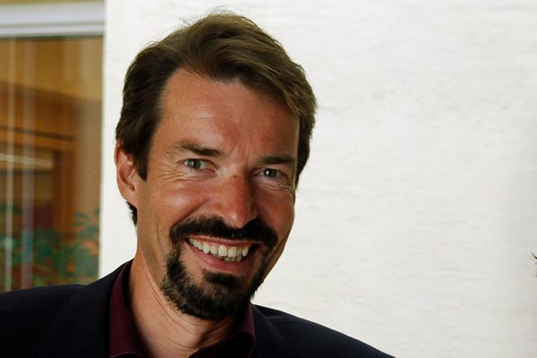 Bild på Ulf Giege, lärare i förhandlingsteknik